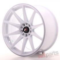 Japan Racing JR11 19x9,  5 ET22 5x114/120 White JR111995MG2274W