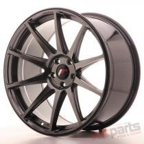 Japan Racing JR11 20x10 ET40 5x112 Gloss Black JR1120105L4066GB