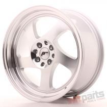 Japan Racing JR15 17x8 ET25 4x100/108 Machined Silver JR15178142574S