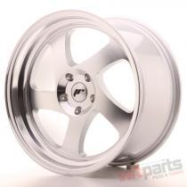 Japan Racing JR15 18x9,  5 ET20-40 Blank Machined Silver JR151895XX2074S