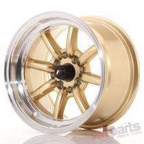 Japan Racing JR19 14x8 ET-13 4x100/114 Gold JR1914804M1373GDL