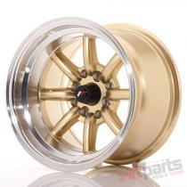 Japan Racing JR19 14x9 ET-25 4x100/114 Gold JR1914904M2573GDL