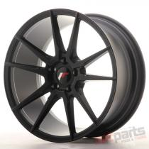 Japan Racing JR21 18x8,  5 ET40 5x112 Matt Black JR2118855L4066BF