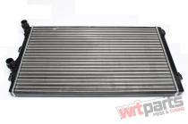 Radiator apa pentru A3,  Leon,  Octavia,  Caddy,  Passat,  Golf  46AU0003