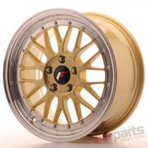 Japan Racing JR23 17x8 ET35 5x100 Gold JR2317805K3557GD