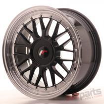 Japan Racing JR23 17x8 ET20-45 Blank Glossy Black JR231780XX2074GB