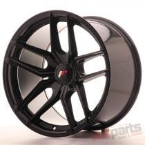 Japan Racing JR25 19x11 ET20-40 5H Blank Glossy Black JR2519115X2074GB