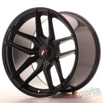 Japan Racing JR25 19x11 ET40 5H Blank Glossy Black JR2519115X4074GB