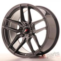 Japan Racing JR25 19x9,  5 ET35 5x120 Hyper Black JR2519955I3572HB