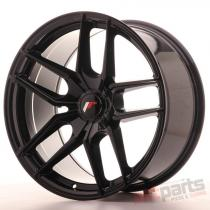 Japan Racing JR25 19x9,  5 ET20-40 5H Blank GlossyBlack JR2519955X2074GB