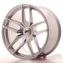 Japan Racing JR25 19x9,  5 ET20-40 5H Blank Silver JR2519955X2074SM