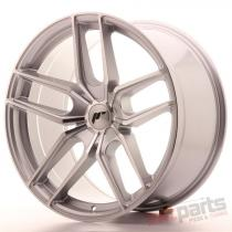 Japan Racing JR25 20x10 ET40 5H Blank Silver JR2520105X4074SM