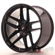 Japan Racing JR25 20x11 ET20-40 5H Blank Glossy Black JR2520115X2074GB