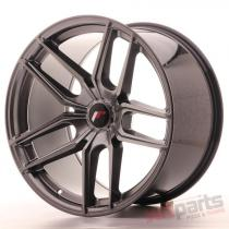 Japan Racing JR25 20x11 ET20-40 5H Blank Hyper Black JR2520115X2074HB