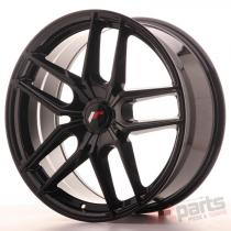Japan Racing JR25 20x8,  5 ET20-40 5H Blank GlossyBlack JR2520855X2074GB