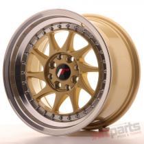 Japan Racing JR26 15x8 ET25 4x100/108 Gold JR26158142567GDL