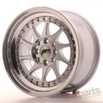 Japan Racing JR26 15x8 ET25 4x100/108 Machined Silver JR26158142567SM
