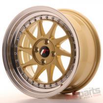 Japan Racing JR26 16x8 ET30 4x100 Gold JR2616804H3067GDL