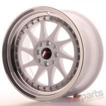 Japan Racing JR26 16x8 ET25 4x100/108 White JR26168142567WL