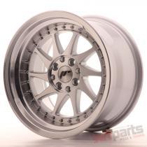 Japan Racing JR26 16x9 ET20 4x100/108 Mach Silver JR26169142067SM
