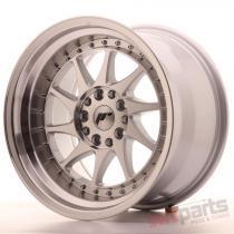 Japan Racing JR26 17x10 ET20 5x114/120 Machined Silver JR261710MG2074SM
