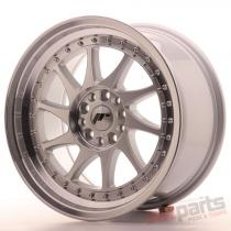 Japan Racing JR26 17x9 ET25 5x114/120 Machined Silver JR261790MG2574SM