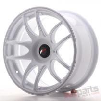 Japan Racing JR29 16x8 ET20-28 Blank White JR291680XX2067W