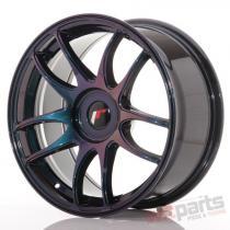 Japan Racing JR29 17x8 ET20-35 Blank Magic Purple JR291780XX2072MP