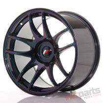 Japan Racing JR29 18x10,  5 ET25 Blank Magic Purple JR291810XX2572MP
