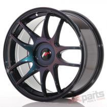 Japan Racing JR29 18x8,  5 ET20-40 Blank Magic Purple JR291885XX2072MP