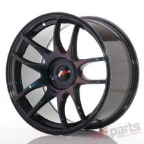 Japan Racing JR29 18x9,  5 ET20-40 Blank Magic Purple JR291895XX2072MP