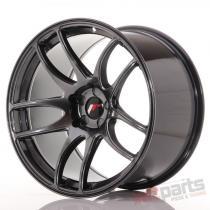 Japan Racing JR29 19x11 ET15-30 5H Blank Hyper Black JR2919115X1574HB
