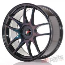 Japan Racing JR29 19x8,  5 ET20-45 Blank Magic Purple JR291985XX2074MP