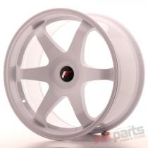 Japan Racing JR3 19x9,  5 ET22-35 Blank White - JR31995XX2274W
