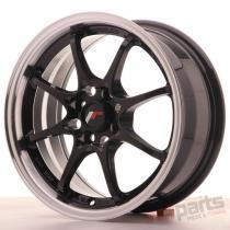 Japan Racing JR5 15x7 ET35 4x100 Gloss Black JR515704H3573GB