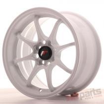 Japan Racing JR5 15x8 ET28 4x100 White JR515804H2873W