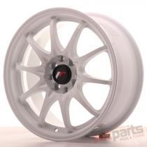 Japan Racing JR5 16x7 ET30 4x100/108 White JR5167143073W