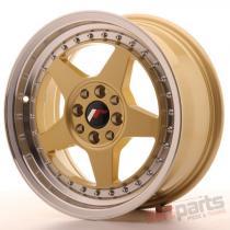Japan Racing JR6 16x7 ET35 4x100/114 Gold JR6167043567GDL