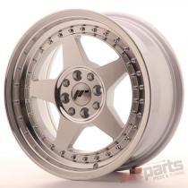 Japan Racing JR6 16x7 ET35 4x100/114 Mach Silver JR6167043567SM