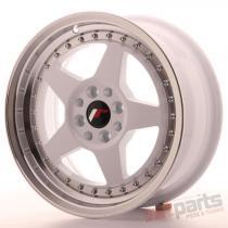 Japan Racing JR6 16x7 ET35 4x100/114 White JR6167043567WL