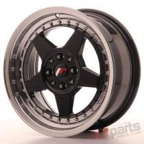 Japan Racing JR6 16x7 ET25 4x100/108 Glossy Black JR6167142567GBL