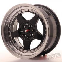 Japan Racing JR6 16x8 ET30 4x100/114 Glossy Black JR6168043067GBL