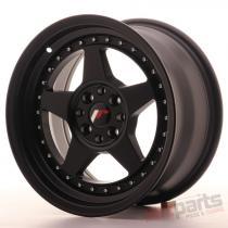 Japan Racing JR6 16x8 ET25 4x100/108 Matt Black JR6168142567BF