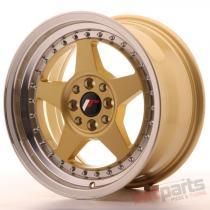 Japan Racing JR6 16x8 ET25 4x100/108 Gold JR6168142567GDL