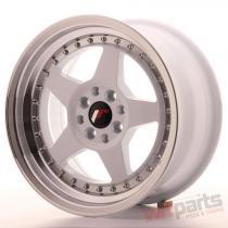 Japan Racing JR6 16x8 ET25 4x100/108 White JR6168142567WL
