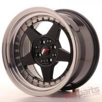 Japan Racing JR6 16x9 ET20 4x100/108 Glossy Black JR6169142067GBL