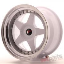 Japan Racing JR6 17x10 ET20 Blank White JR61710XX2074WL