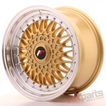 Japan Racing JR9 16x8 ET25 4x100/108 Gold JR9168142574GD