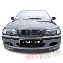 Front bumper in sports design suitable for BMW E46 Limousie 5111285-2JOM