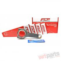NISSAN 2.5 2.6 RB25 RB26 FCP H-BEAM STEEL CONNECTING RODS  - FCPRHN12155121